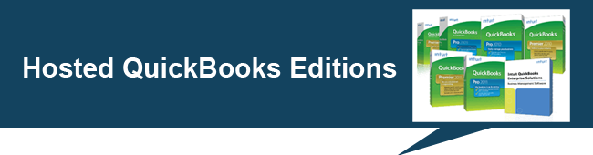 hosted quickbooks editions